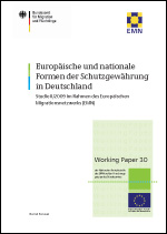Cover des Working Paper 30 / 2010